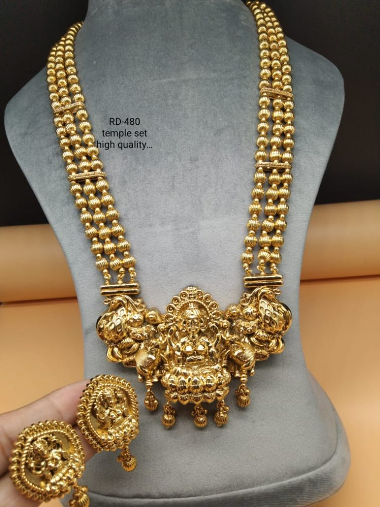 Artificial Jewelry Design Necklace