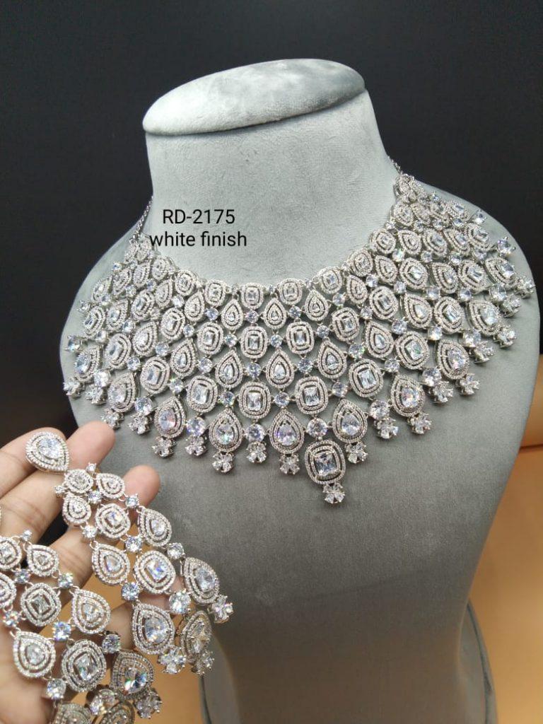 Artificial Jewellery Designs Necklace