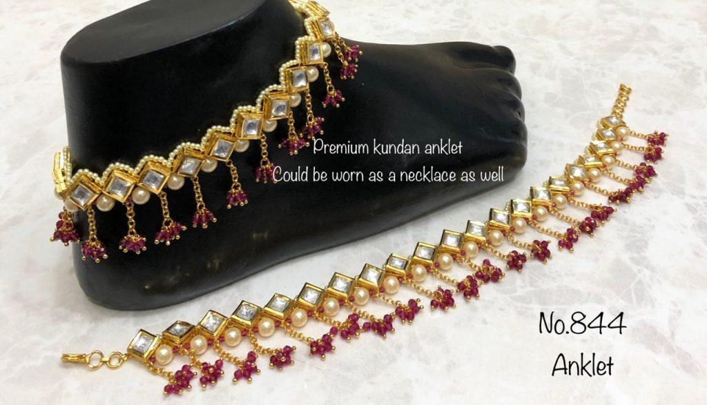 Kundan Payal Design